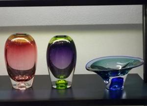 Vision Bowl Blue  - Kosta Boda