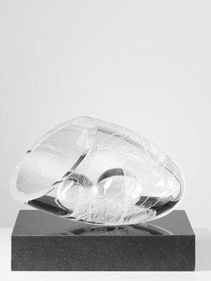 Togheter Sculpture Clear
