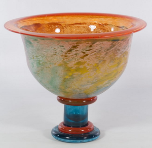 CanCan Bowl with foot