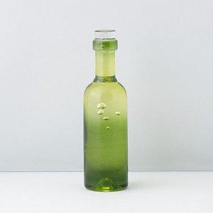 Celebrate Wine Bottle Green - Kosta Boda