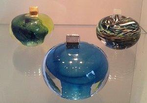 Earth Sculpture My Universe Blue Mix - Kosta Boda