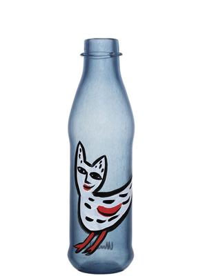 PET Bottle Blue - Kosta Boda