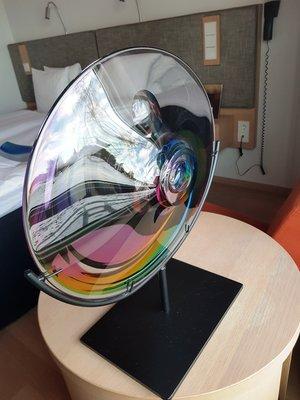 Plate Rainbow Unique - Kosta Boda