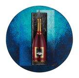 Champagneflaska Röd Sparkling Red