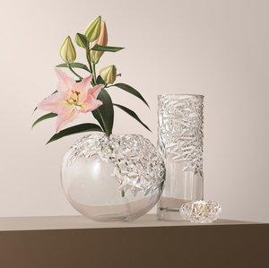 Carat Vas Cylinder Highcut