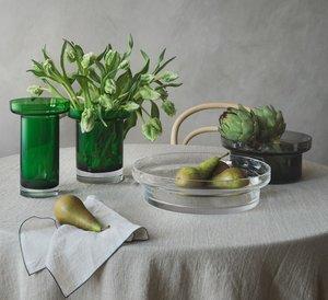 Limelight Vase Green Tulip Vase - Kosta Boda