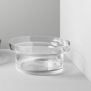 Limelight Bowl Clear - Kosta Boda