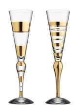 Clown Guld Champagne 2-pack