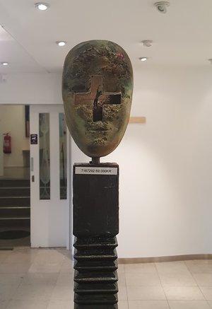 Head 6 Unique - Kosta Boda