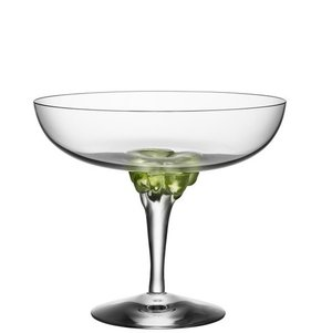Sugar Dandy Champagne Coupe Green