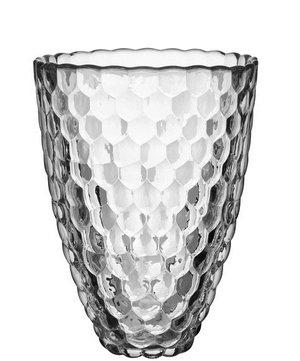 Raspberry Vase Clear High - Orrefors