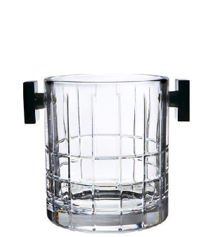 Street Ice bucket  - Orrefors