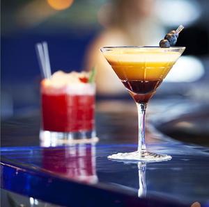 Street Martini Glass - Orrefors