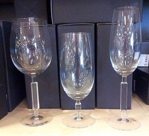 Unique Champagne Glass - Orrefors