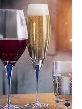Intermezzo Blå Champagne Flute