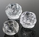 Snowball Votive Trio