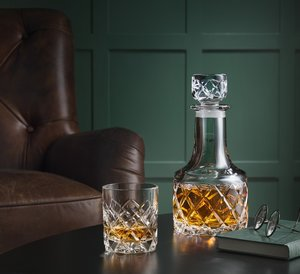Sofiero Double Old Fashioned DOF Drink Glass  - Orrefors