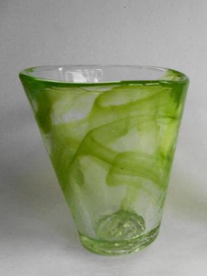 Mine Tumbler Lime  - Kosta Boda