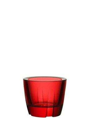 Bruk Votive Deep Red - Kosta Boda
