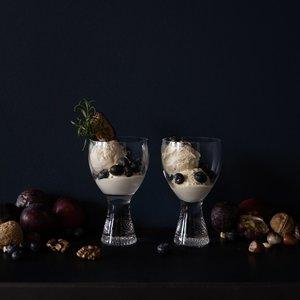 Limelight Wine Glass 2-pack - Kosta Boda