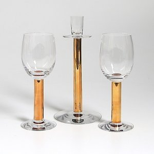Nobel Wine Glass - Orrefors