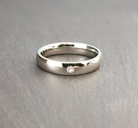 Ring Haley Silver