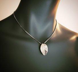 Halsband Leaf