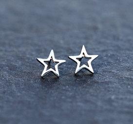 Örhänge Starlight Silver