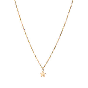 Halsband Little Star Guld