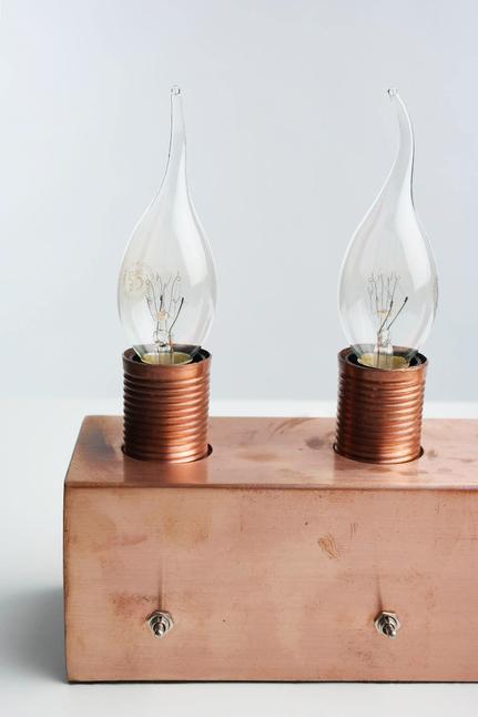 Brasse copper - Watt & Veke