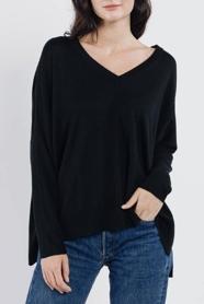 Amanda Knit Black