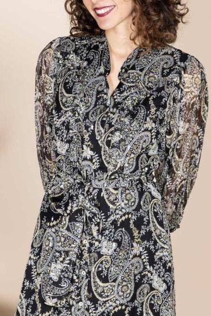 Echelle Dress