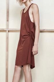 Rameena Paper Jersey Tank Dress