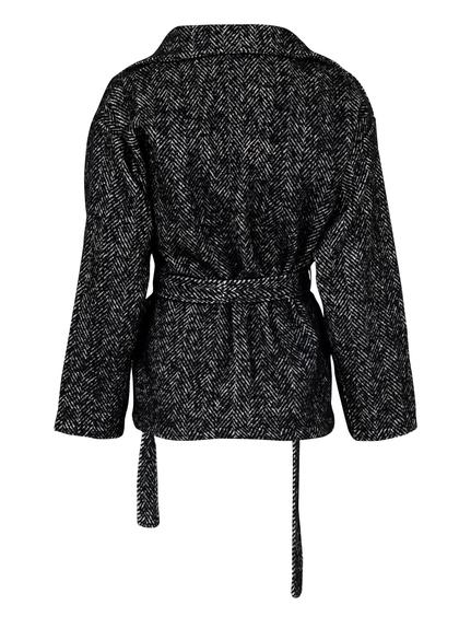 Keira Herringbone Jacket