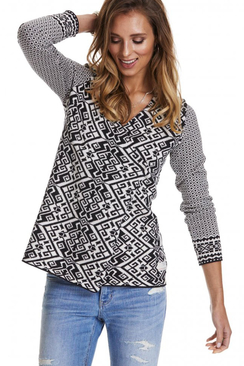 Buzzard Wrap Cardigan