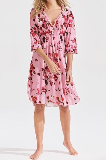 Middy Poppy Dress Costa Rica