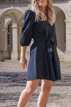 Manua Solid Dress