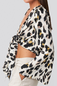 Kylie Knot Blouse