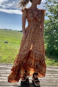 Nafisa Dress Boho