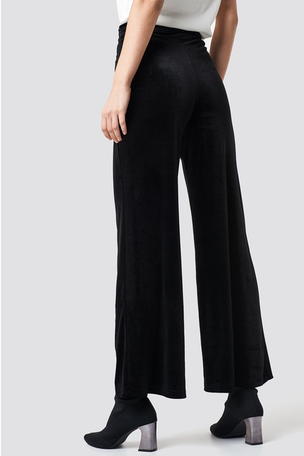 Velvet Wide Pant