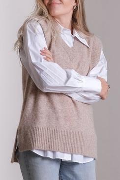 Trevi Knit Waistcoat