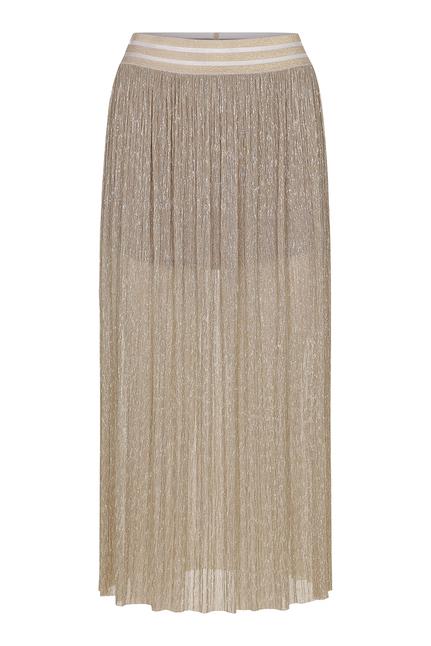 Phie Liquid Gold Skirt