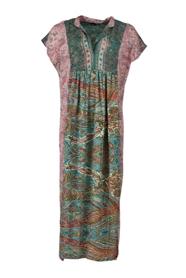 Luns Sleeveless Kaftan Dress