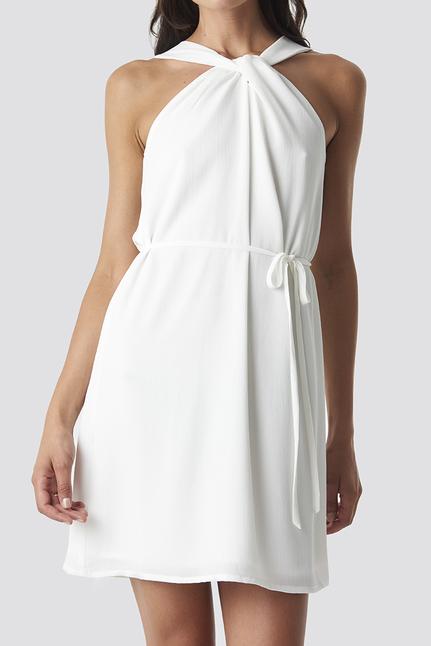 Knot Neck Dress
