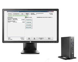 30 % vid order HP Elite Desk PC med 22 tums HP skärm
