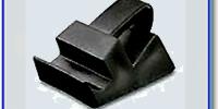 Ringhållare, svart