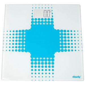 Waga łazienkowa BLUE niebieska
