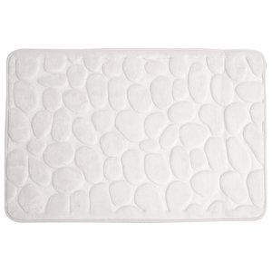 Dywanik łazienkowy RIMINI biały