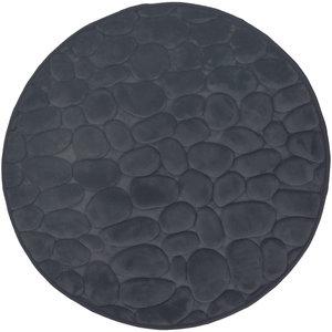 Dywanik łazienkowy BELLARINA ciemno szary