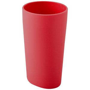 Kubek łazienkowy BELIZZA czerwony